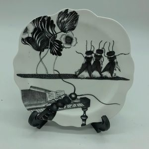 Anthropologie Florence Balducci Canape Plate